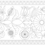 downloadable woodcarving pattern 13