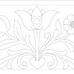 downloadable woodcarving pattern 14