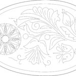 downloadable woodcarving pattern 15