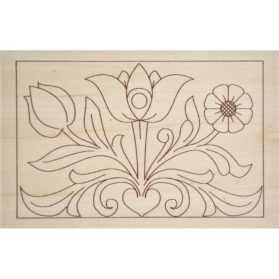 wood carving lesson level 13