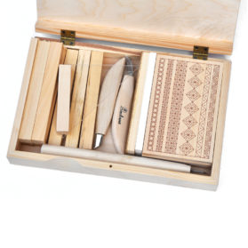 Wood carving kits